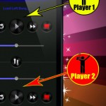 Double Music Player for Headphones Pro3