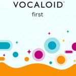 VOCALOID first1